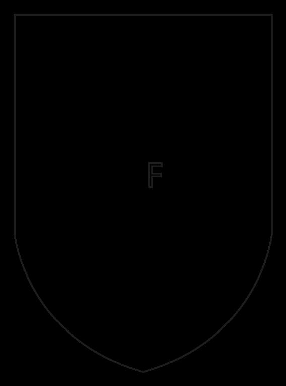 Forme fanion F