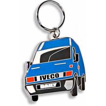 Porte clés métal émail surfacé