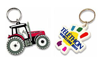 Porte clés création 2d