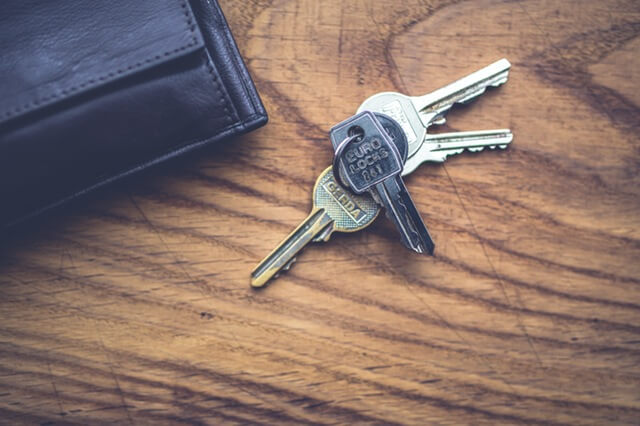 Porte clés publicitaires personnalisés