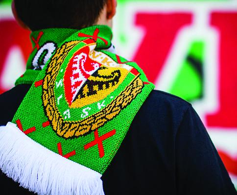 Nos écharpes personnalisées : idéales pour le football