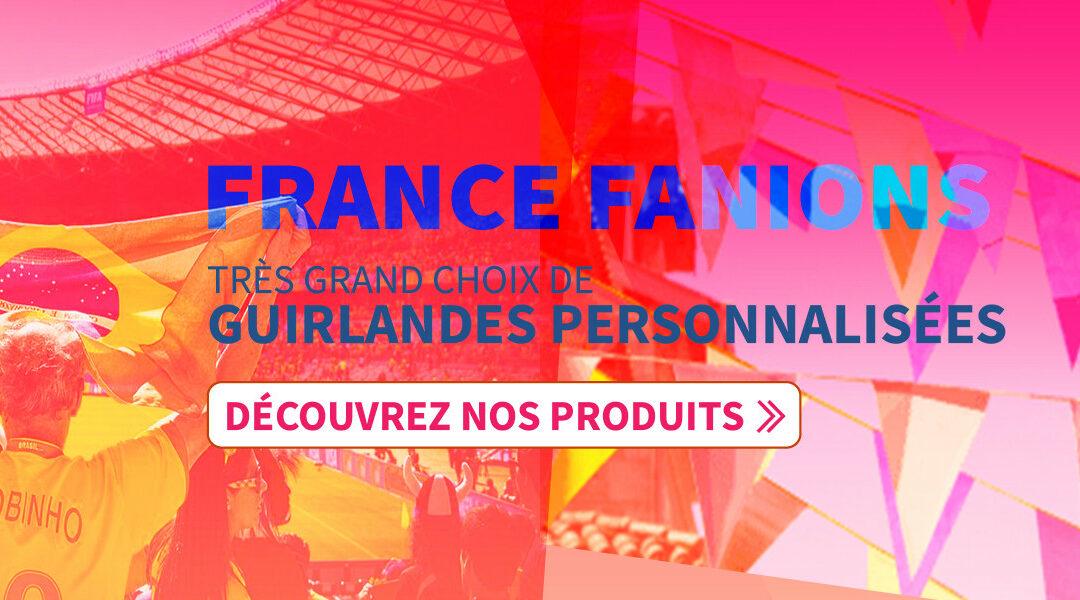 France-Fanions se renouvelle : un site internet à notre image !